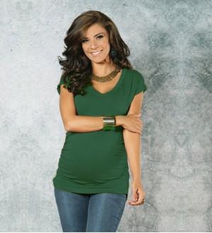 Blusa Estela | Cor: Verde